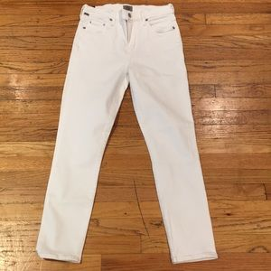 Citizens of humanity Rocket crop highrise sz 28